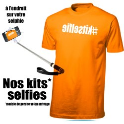 kits perche selphie et tee shirt thematique