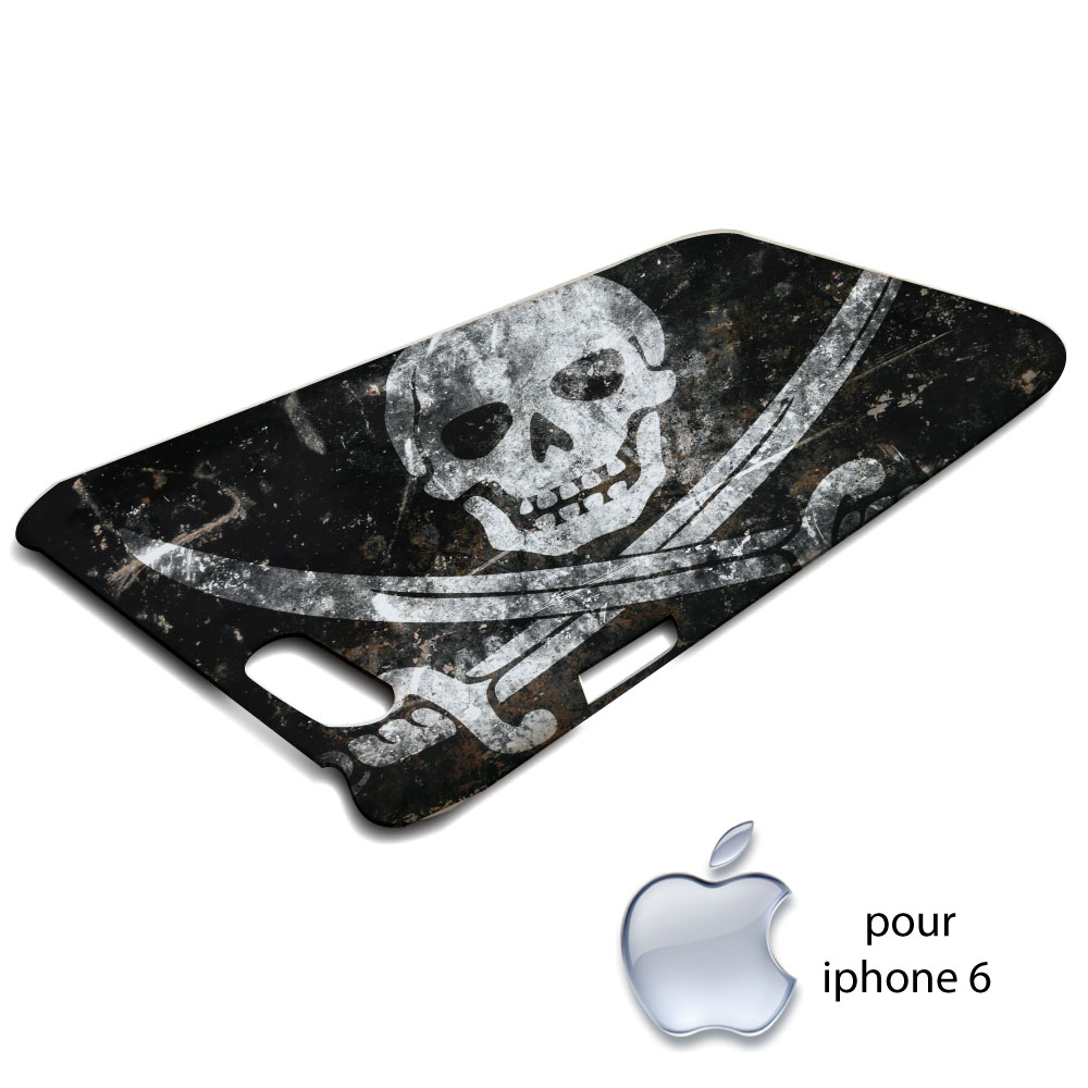 coque iphone 6 pirate