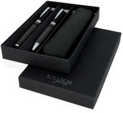 stylo luxe carbone