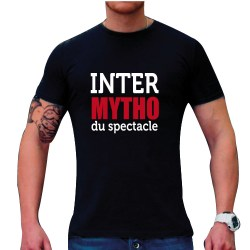 Tee shirt humoristique inter-mytho du spectacle