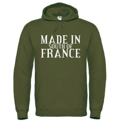 sweat shirt à capuche